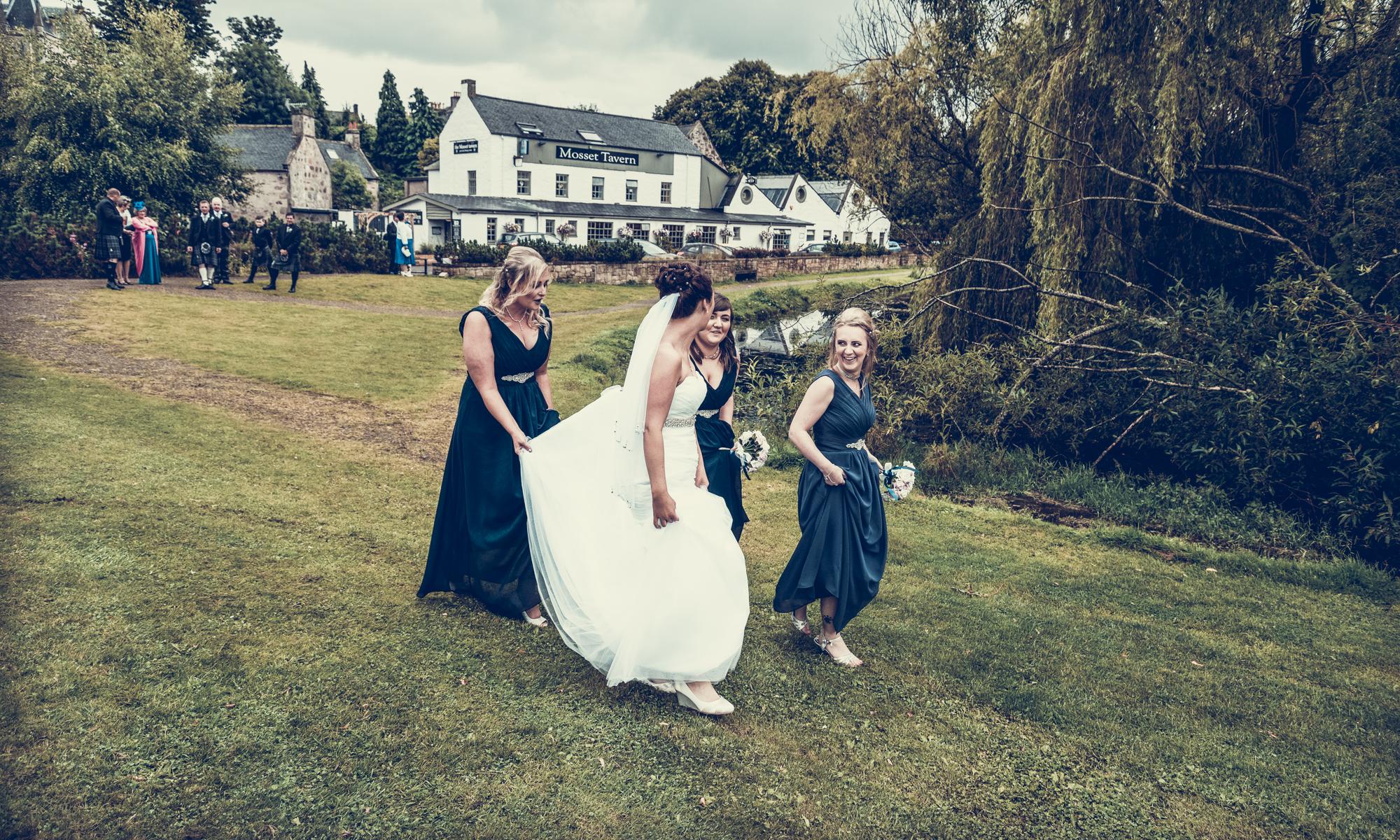Wedding Photographer in the Highlands, Edinburgh and Scotland