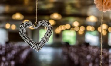 Wedding venue by Edinburgh Wedding Photographer Ewan Mathers