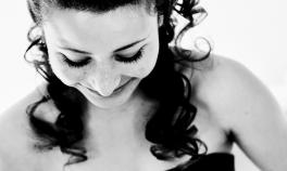 Bridesmaid by Edinburgh Wedding Photographer Ewan Mathers