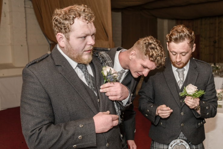 Wedding Photographer in Edinburgh - Ewan Mathers
