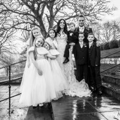 Highland Wedding Photographer in Edinburgh