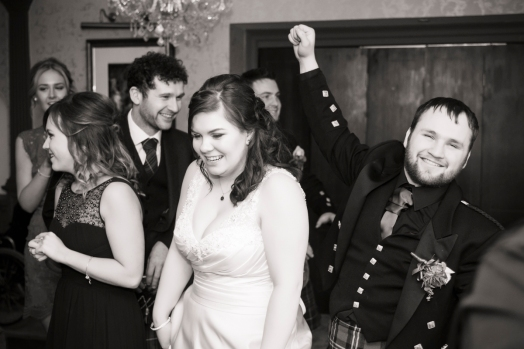 Dancing by Inverness Wedding Photographer Ewan Mathers