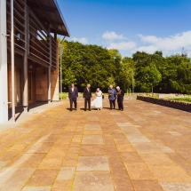 Wedding Party by Wedding Photographer in Edinburgh - Ewan Mathers