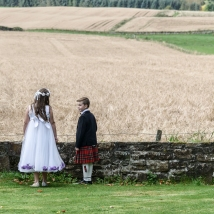 Children by Wedding Photographer in Edinburgh - Ewan Mathers