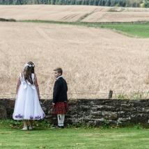 Children by Wedding Photographer in Edinburgh - Ewan Mathers