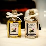 Whisky and Gin by Wedding Photographer in Edinburgh - Ewan Mathers