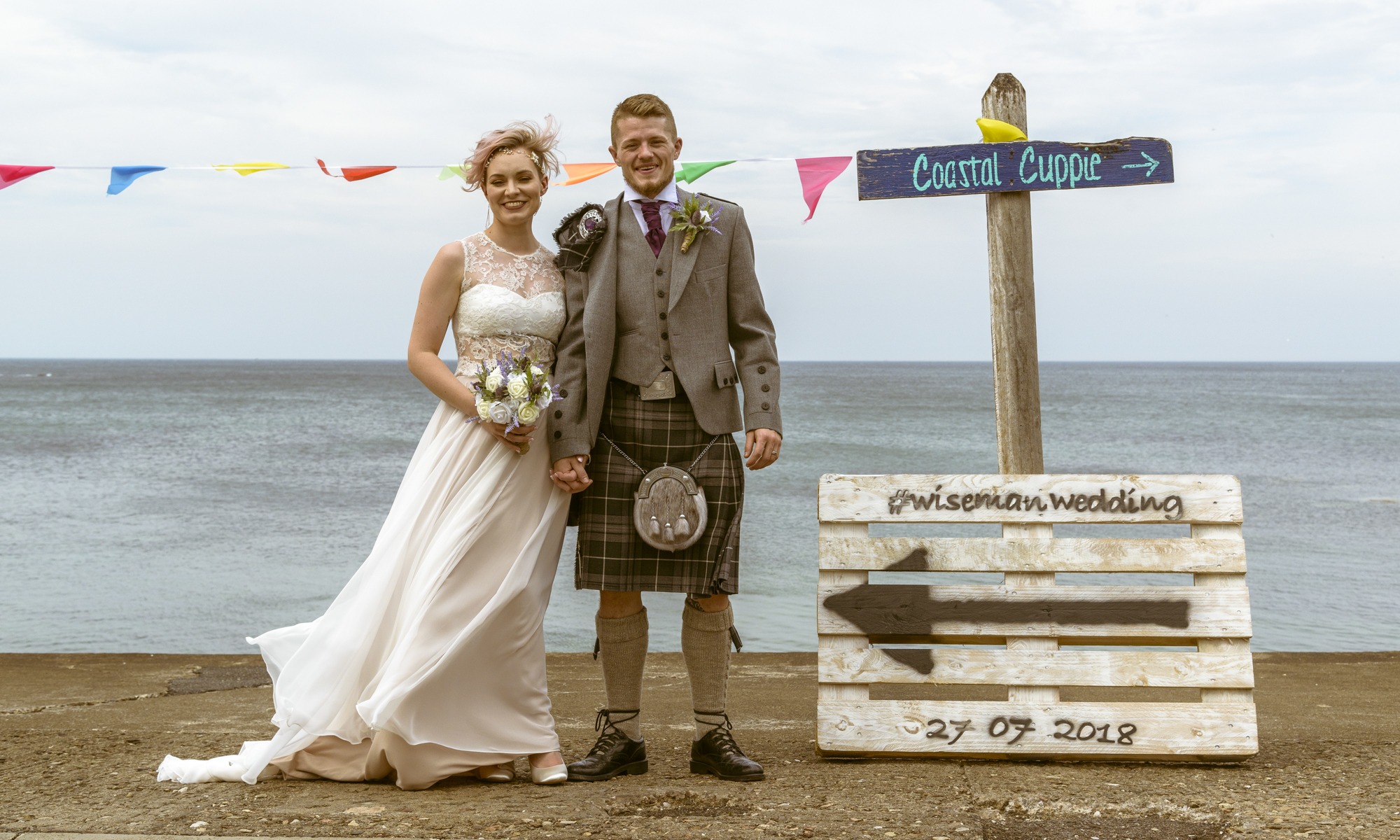 Wedding Photographer in the Highlands of Scotland