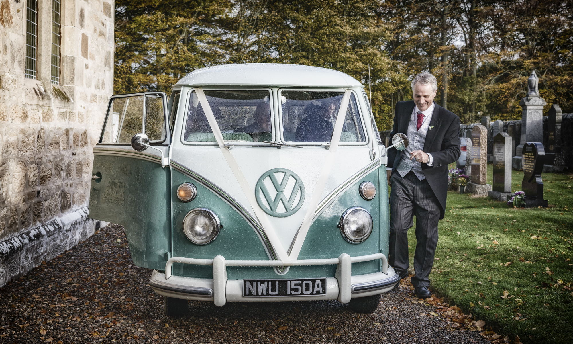 Wedding Photographer in the Highlands of Scotland - Ewan Mathers