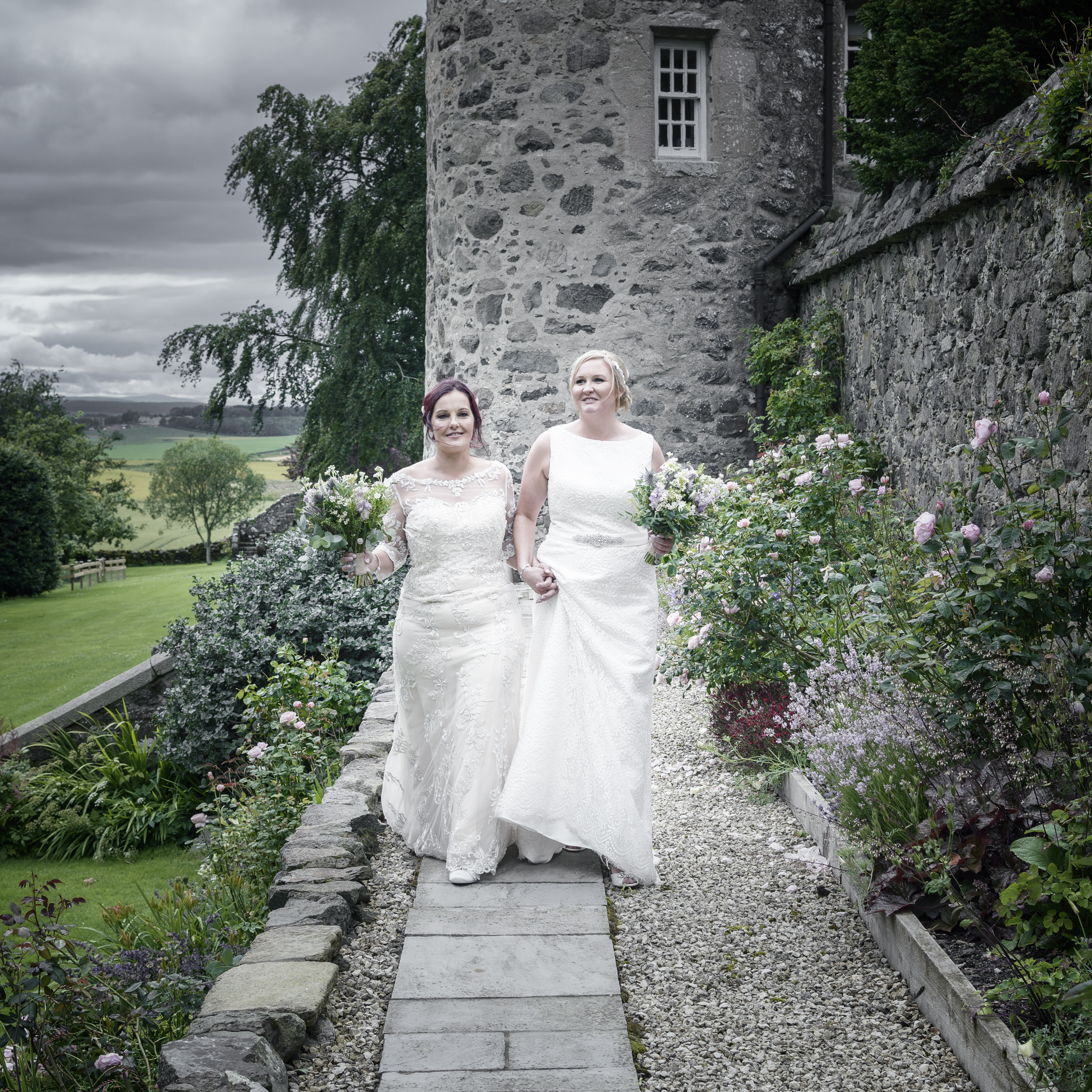 Edinburgh Wedding Photographer - Ewan Mathers